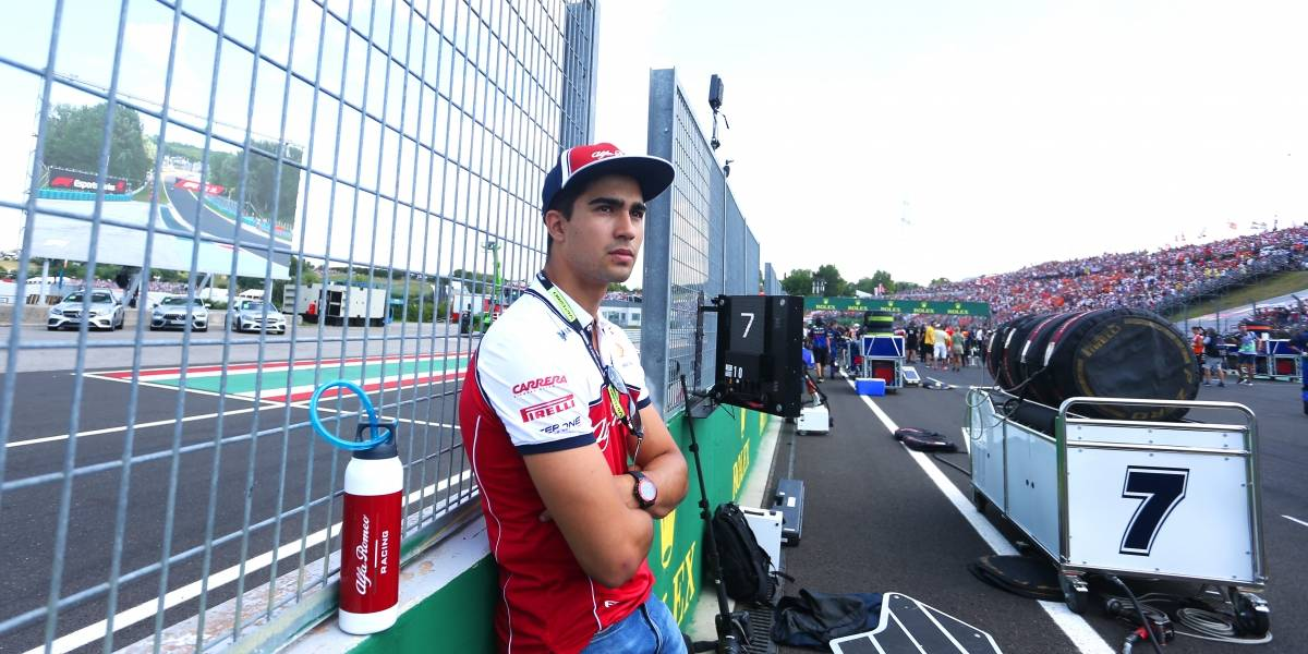 El estado de salud del piloto ecuatoriano Juan Manuel Correa que se accidentó en Fórmula 2
