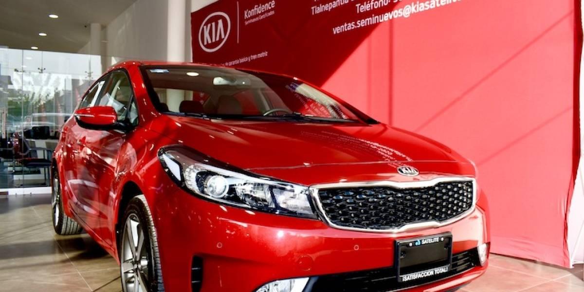 KIA Konfidence, el programa de autos seminuevos certificados continúa creciendo, rebasando las expectativas