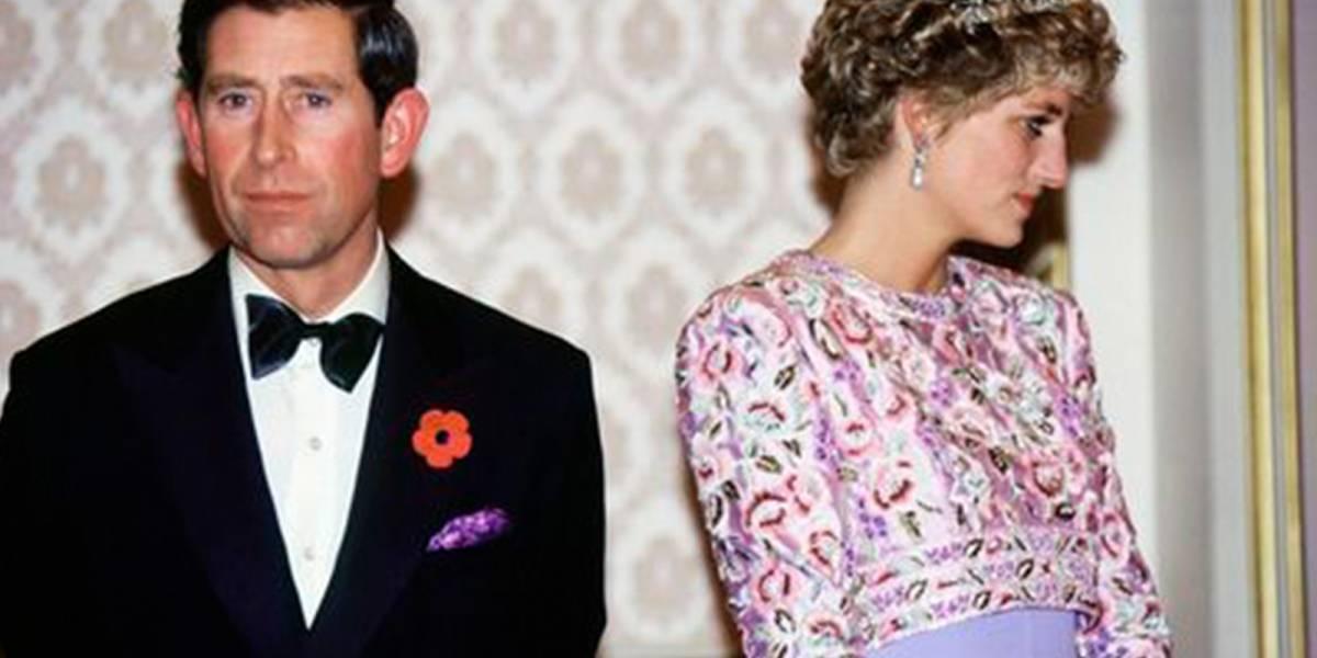 El príncipe Carlos nunca quiso a la princesa Diana: le confesó a un amigo antes de casarse que no la amaba
