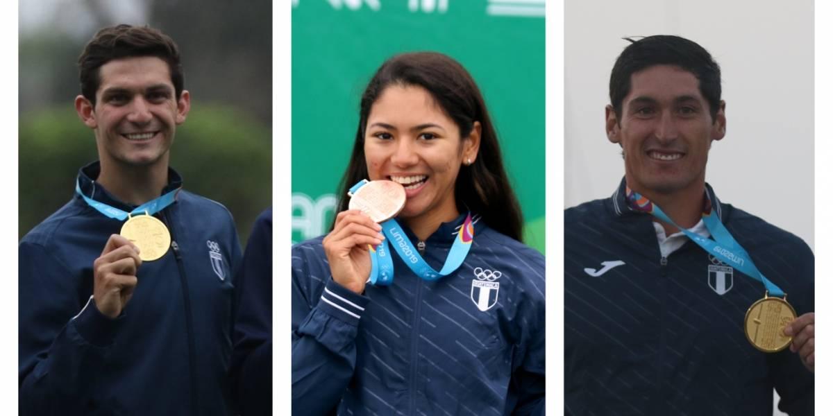 Ellos fueron los héroes que alcanzaron la gloria en los Panamericanos Lima 2019