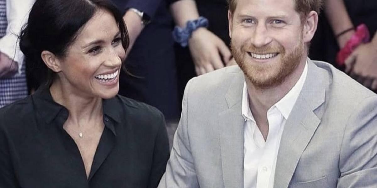 Meghan Markle y Harry se rehúsan a seguir esta regla de la realeza