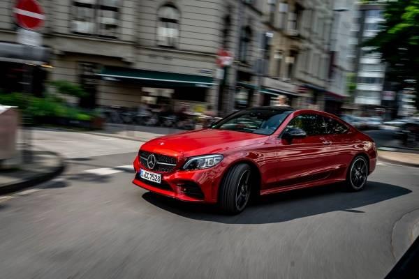 Mercedes benz clase c 2019