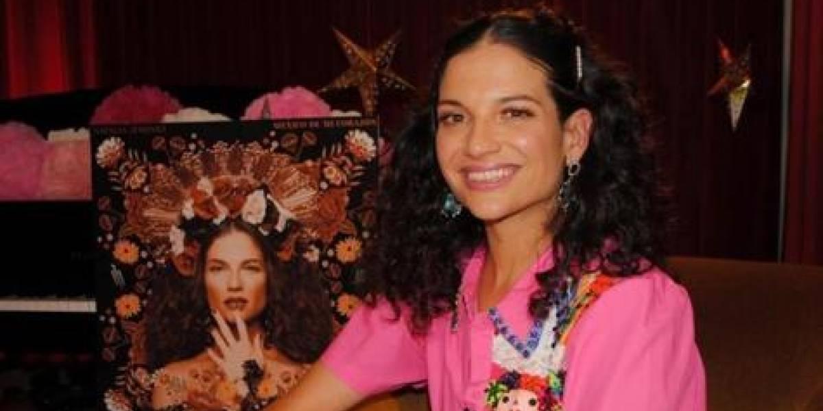 """Natalia Jiménez presenta producción """"México de mi corazón"""""""