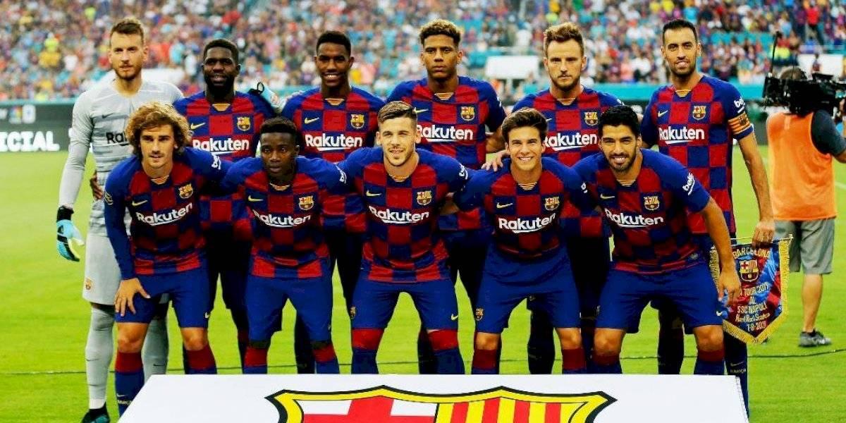 Una de las nuevas incorporaciones del Barcelona sufre fractura