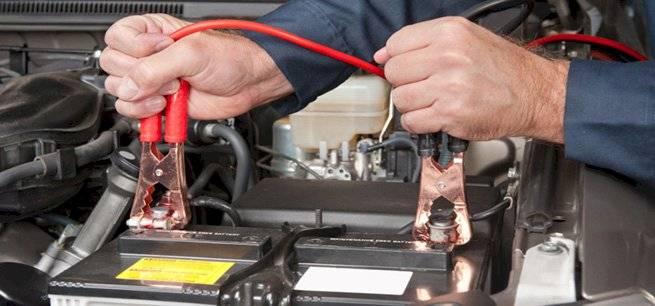 Cómo cargar la batería de tu auto