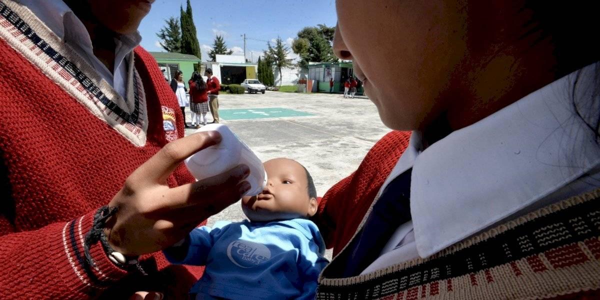 Este año, el IMSS va contra las drogas y el embarazo adolescente