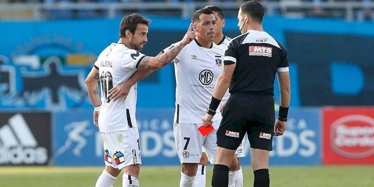 Gutiérrez por derecha y con Valdés, Valdivia y Paredes: La formación de Colo Colo para enfrentar a Everton por Copa Chile