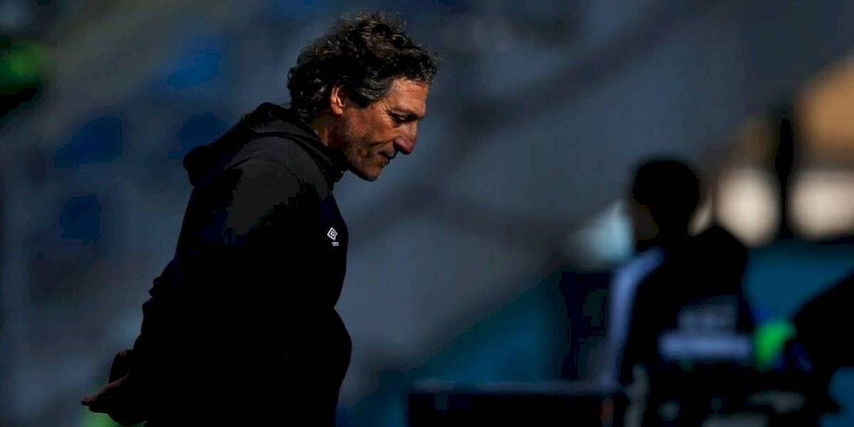 """El pésimo rendimiento de Colo Colo tiene nervioso a Blanco y Negro y Mario Salas empieza a """"perder el piso"""""""