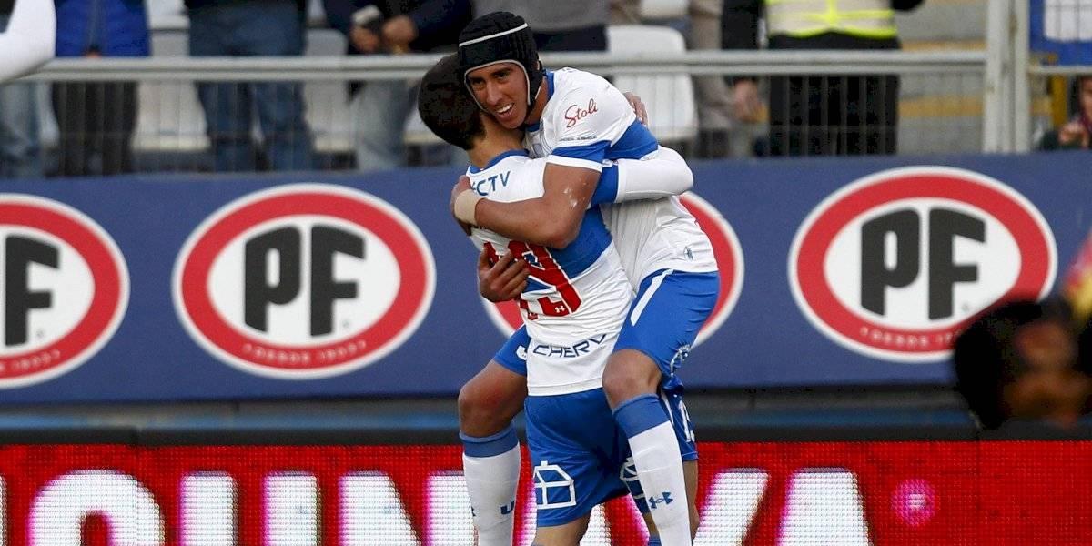 Diego Valencia vuelve a las canchas mientras en la UC piensan si renovar a Riascos y a Sáez