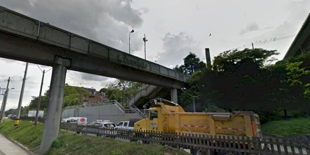 Capturan a presunto responsable de lanzar a un hombre del puente de una estación del Metro