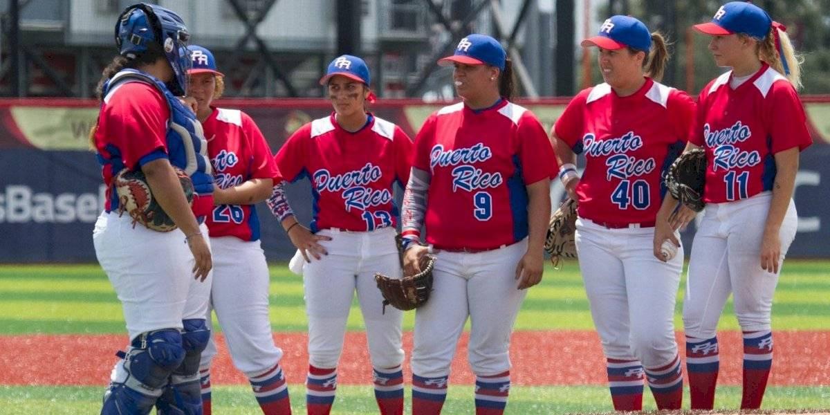 Puerto Rico buscará clasificación al Mundial de béisbol femenino 2020