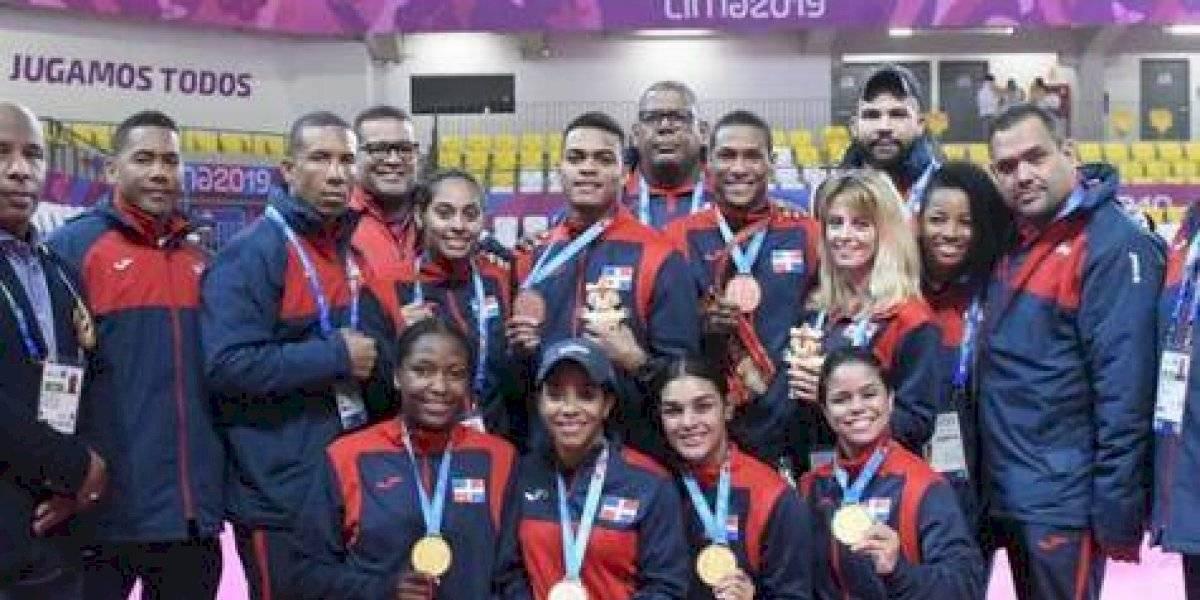 RD finaliza en el Top 10 en los Panamericanos