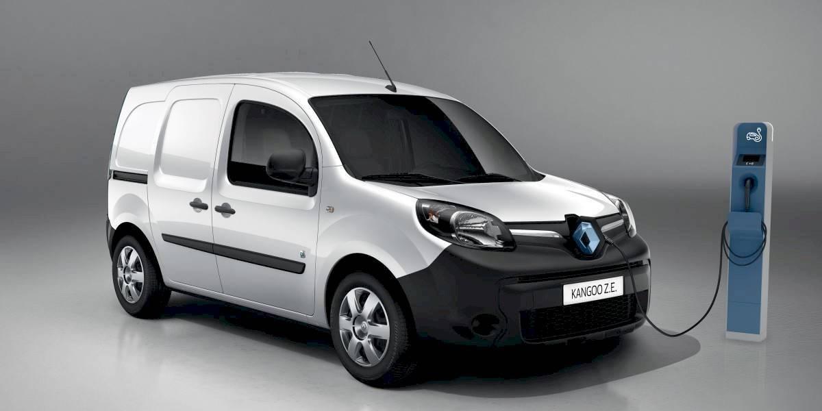 Renault presenta un nuevo acompañante para la Kangoo eléctrica