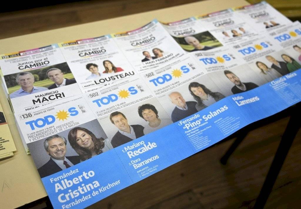 Primarias en Argentina 2019