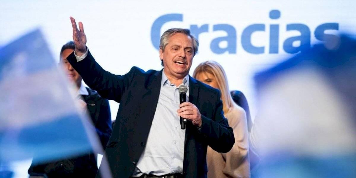 Fernández supera a Macri y logra amplia ventaja en las primariasde Argentina