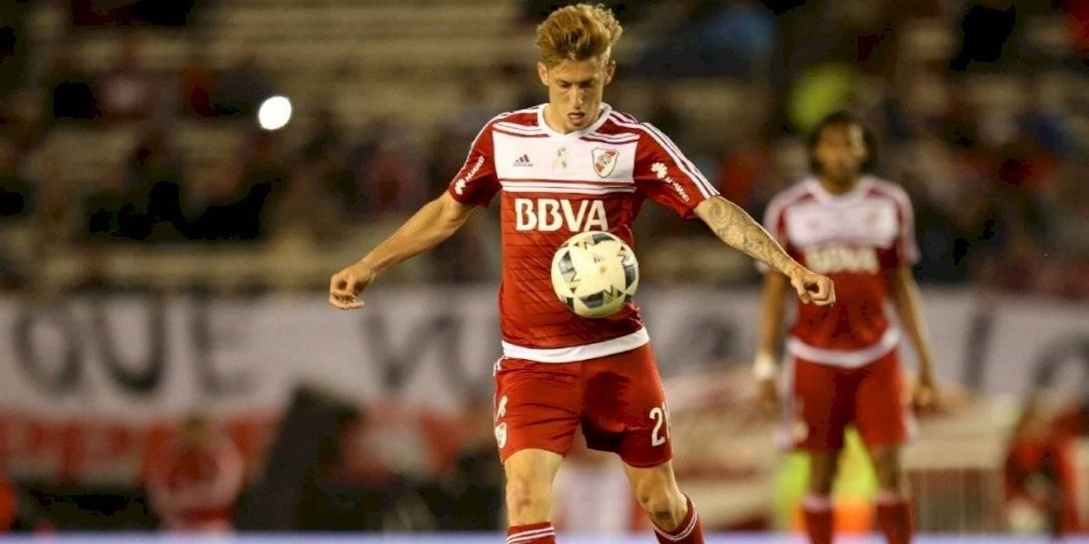 Colo Colo no pudo con Gil y se movió rápido para asegurar fichaje de ex volante de River Plate