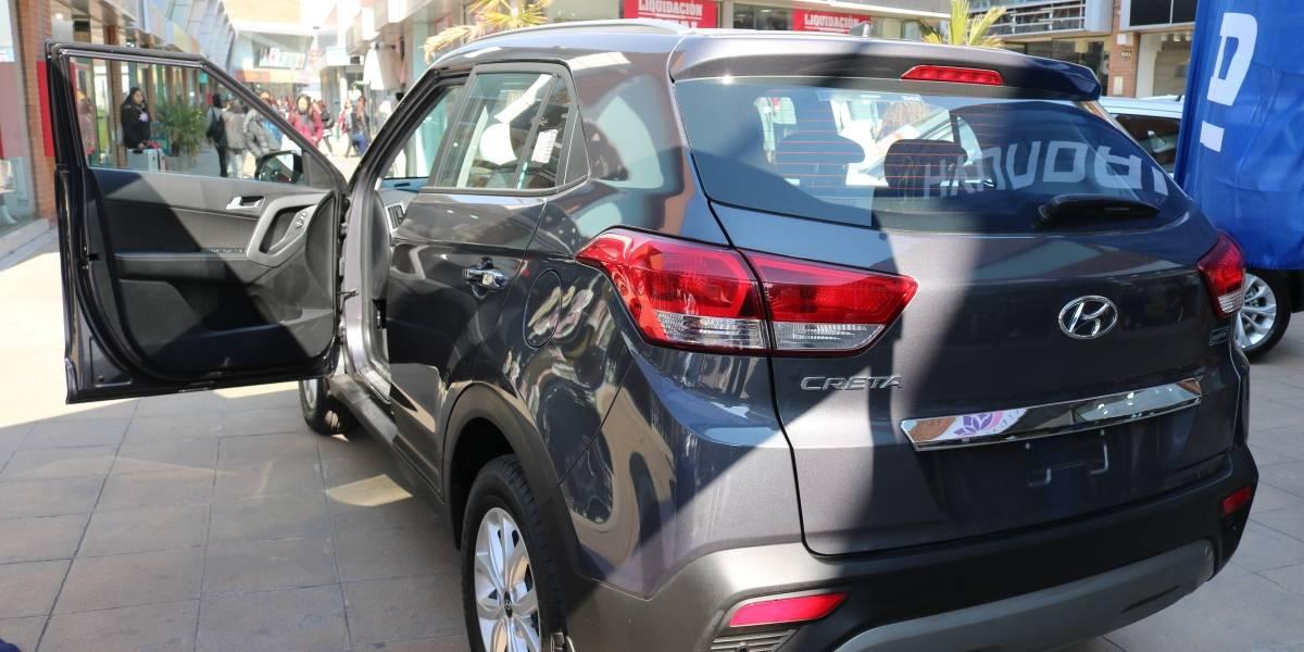 El mall Paseo Santa Filomena suma a su oferta los autos seminuevos