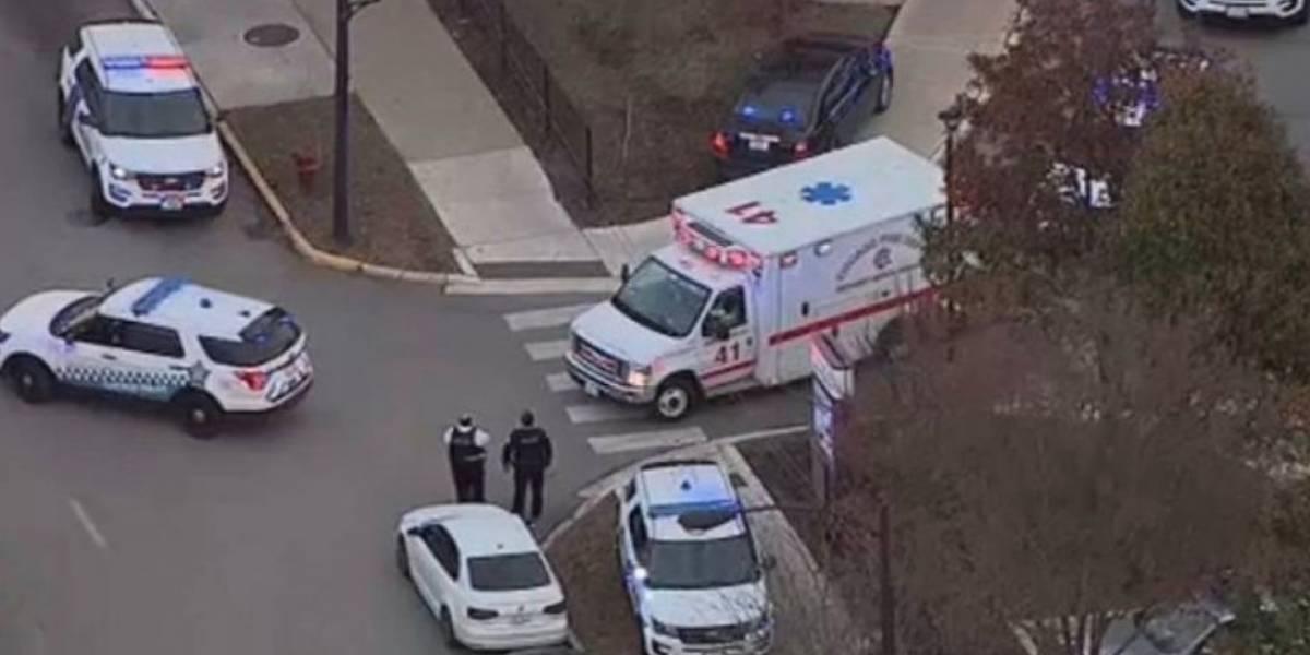 Policía frustra posible tiroteo cerca de hospital de Chicago