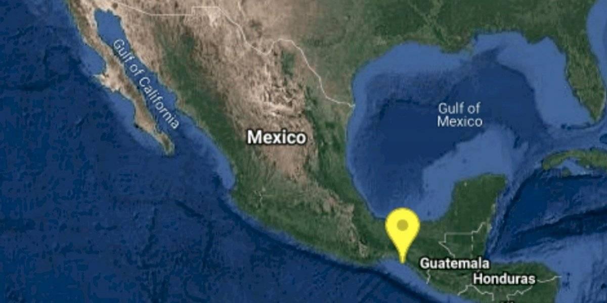 Se registra sismo de 5.5 en Tonalá, Chiapas