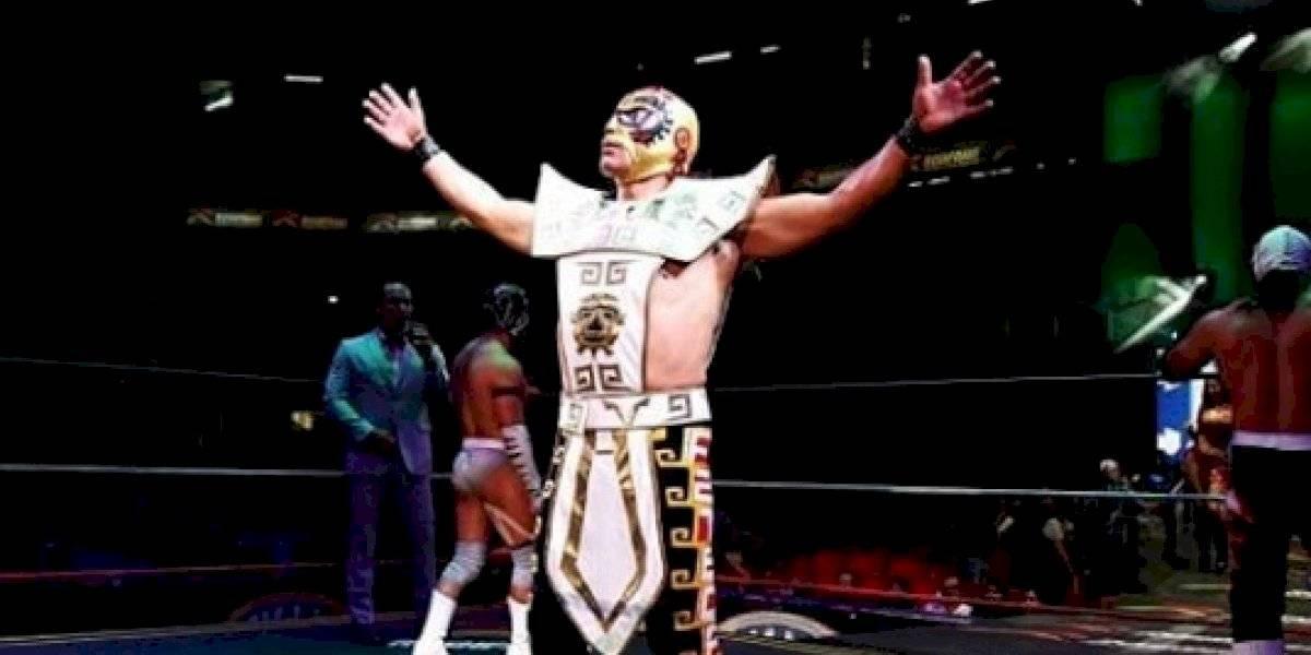 Estrella del CMLL anuncia su salida de la empresa