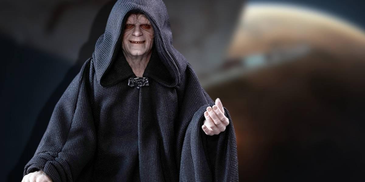 Star Wars: Se filtra la posible nave que usaría el emperador Palpatine