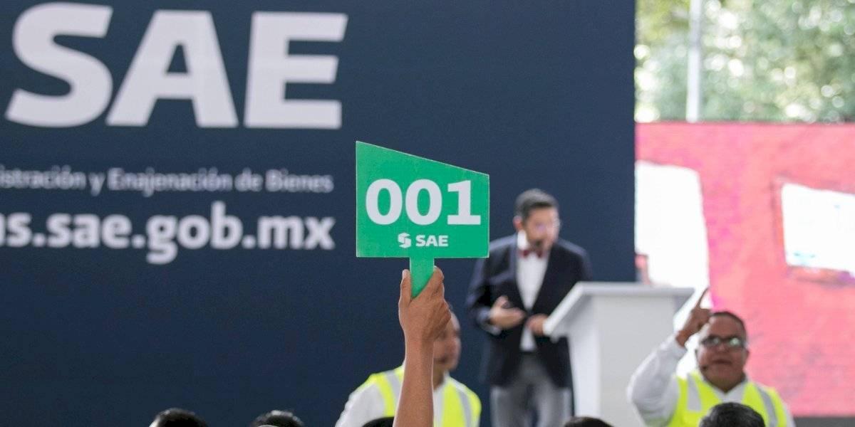 SAE analiza subastar propiedades del Cártel de Sinaloa