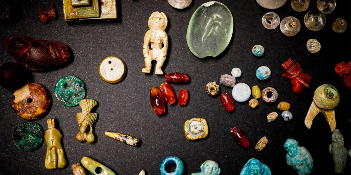 Pesquisadores encontram 'tesouro de bruxas' em Pompeia