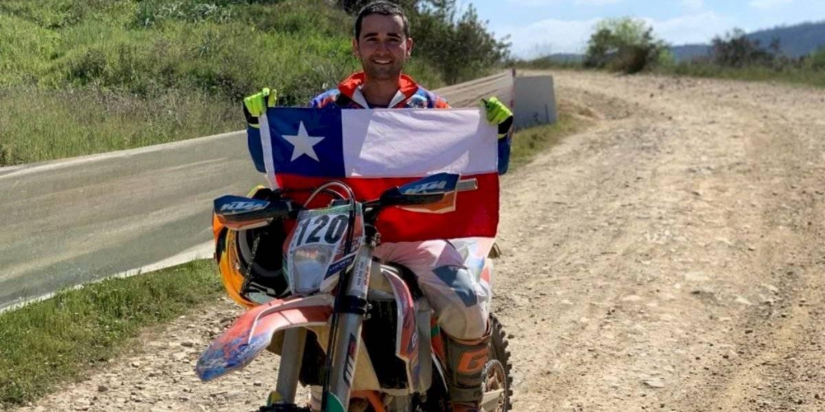 En la senda del Cóndor: Tomás de Gavardo, campeón del mundo
