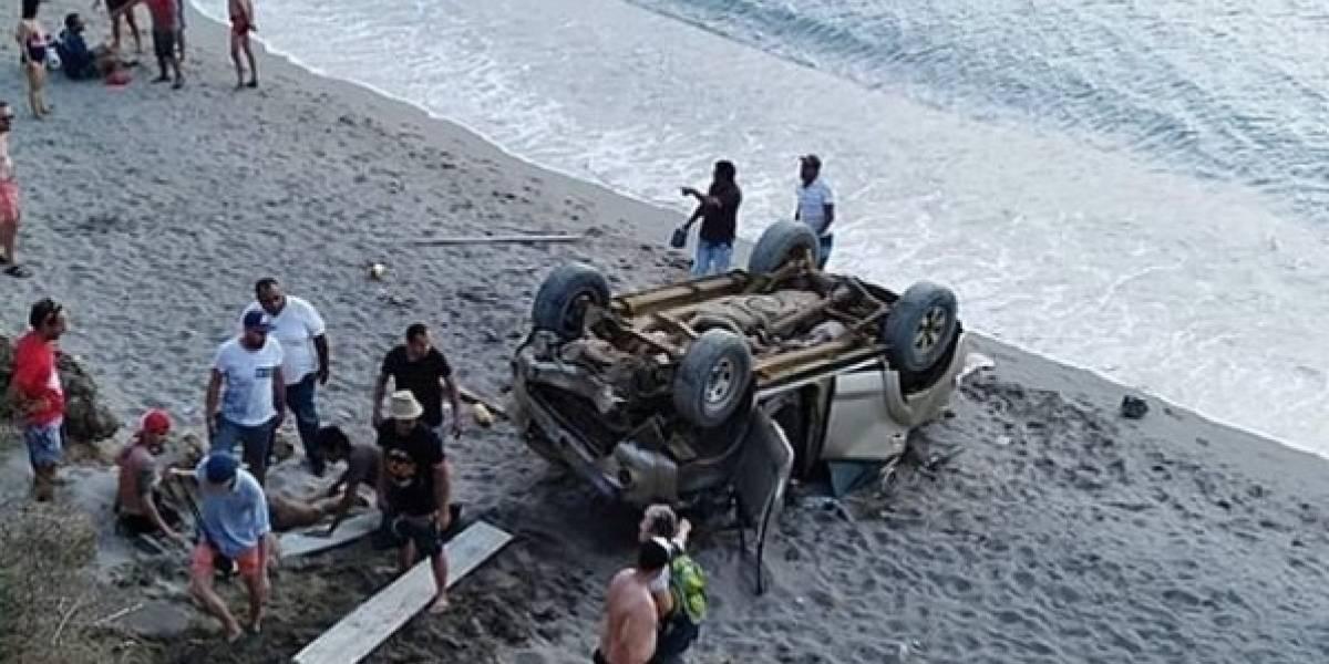 Murió turista francés en accidente de tránsito en La Guajira