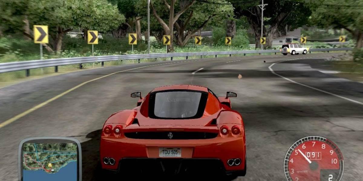 Estos videojuegos ponen a prueba tus habilidades al volante