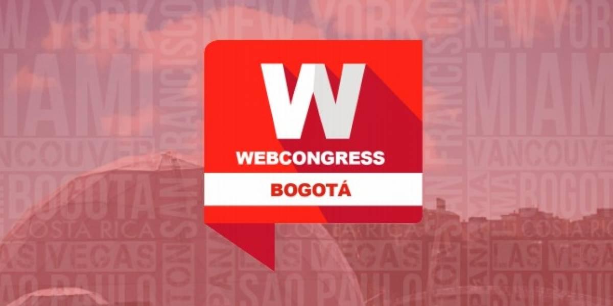 WebCongress, el evento de tendencias y marketing digital, llega nuevamente a Colombia