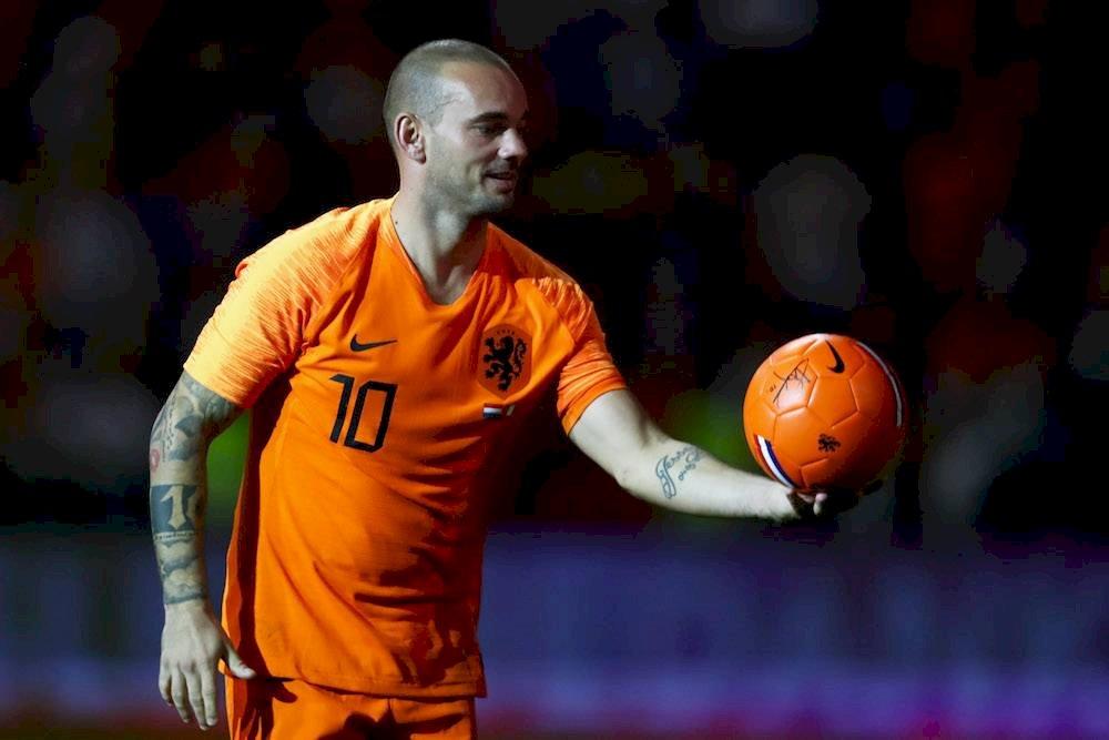 Leyenda del futbol holandés. / Getty Images