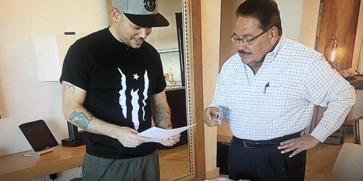 Jorge Rivera Nieves entrevista a Residente