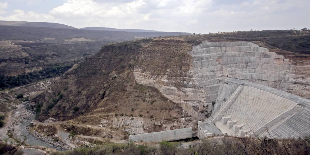 Alcaldes piden resolver el tema de la presa El Zapotillo
