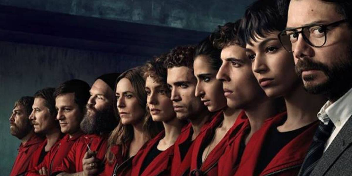 "Este actor se despide de ""La Casa de Papel"""