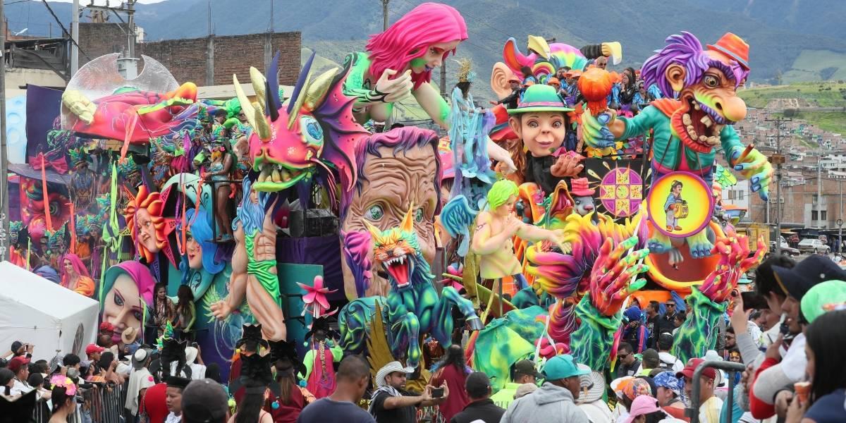 ¿Ha ido al Carnaval de Negros y Blancos?, es posible que el próximo año no desfilen carrozas