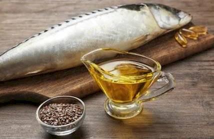Cinco virtudes del aceite de pescado para la salud