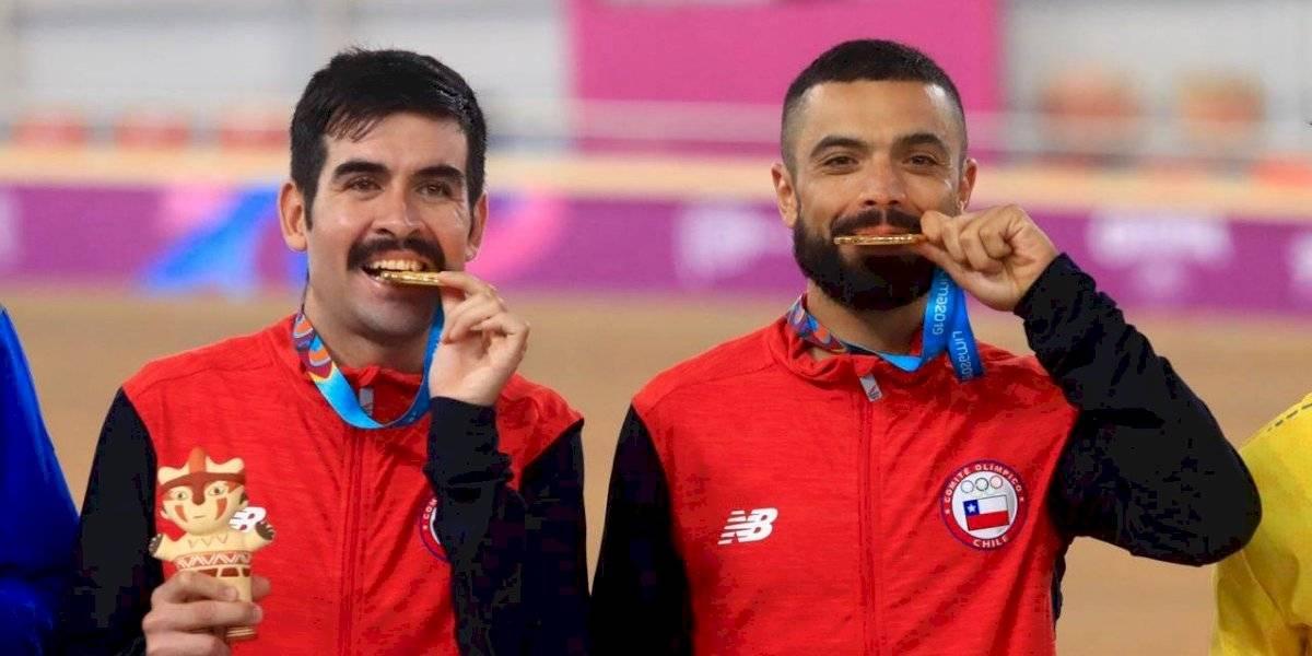 Ciclistas chilenos arriesgan perder las medallas que ganaron en Lima 2019