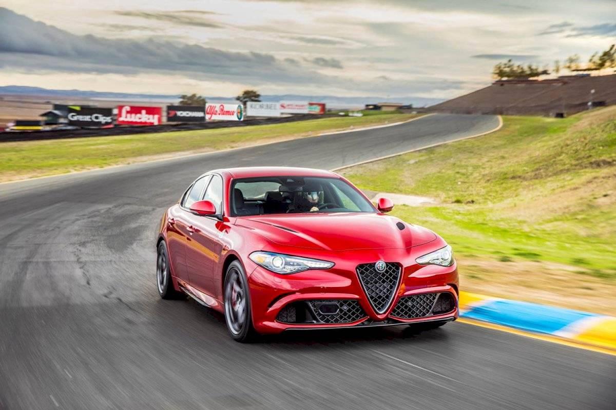 Alfa Romeo Giulia Quadrifoglio 3