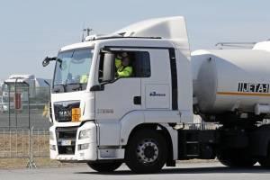 Imágenes de la crisis de combustibles en Portugal