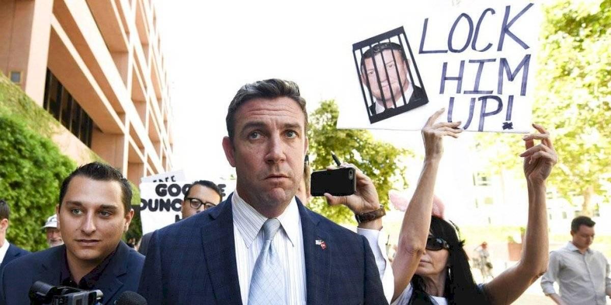 Piden demorar juicio por corrupción para congresista de EE. UU.