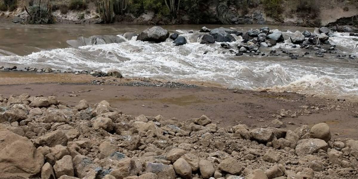 Alerta en Región de Valparaíso por deshielos en cordillera y posibles aluviones