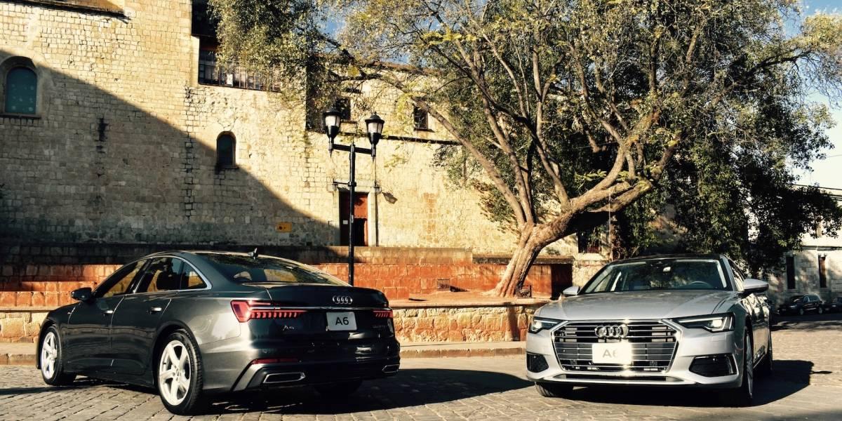 ¡Déjate querer! La experiencia de manejar el nuevo Audi A6