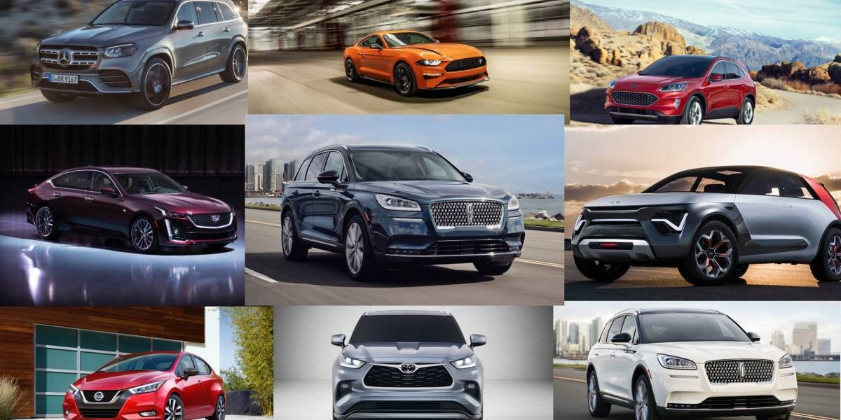 Top 10 Auto Show de Nueva York 2019