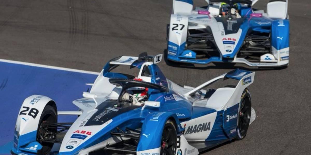 BMW i Andretti Motorsport estará en el cuarto Campeonato ABB FIA Fórmula E