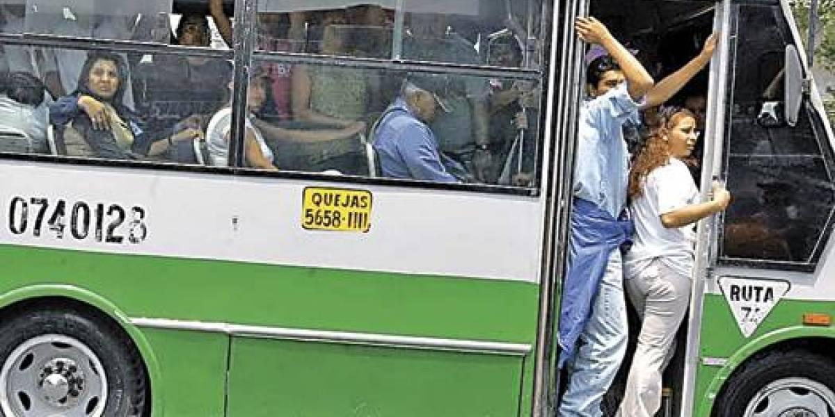 Gobierno capitalino insiste en incorporación de GPS y cámaras en transporte concesionado