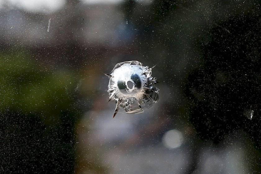 Impacto de bala