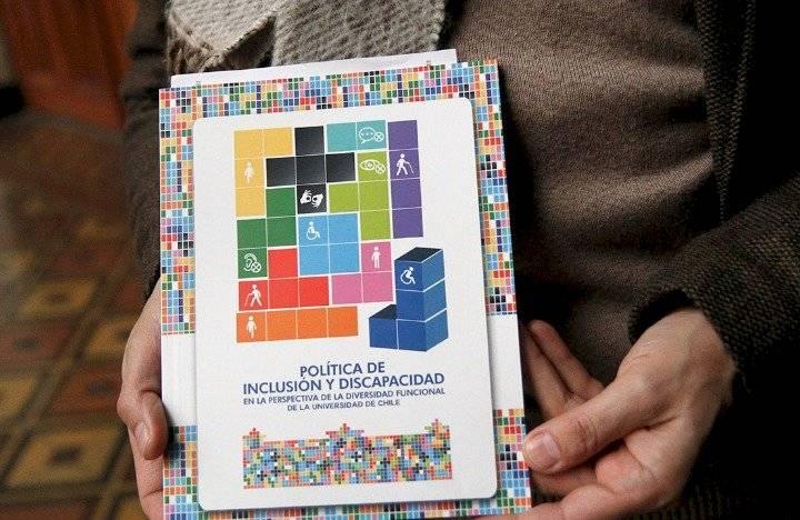 U de Chile abre sus puertas a discapacitados