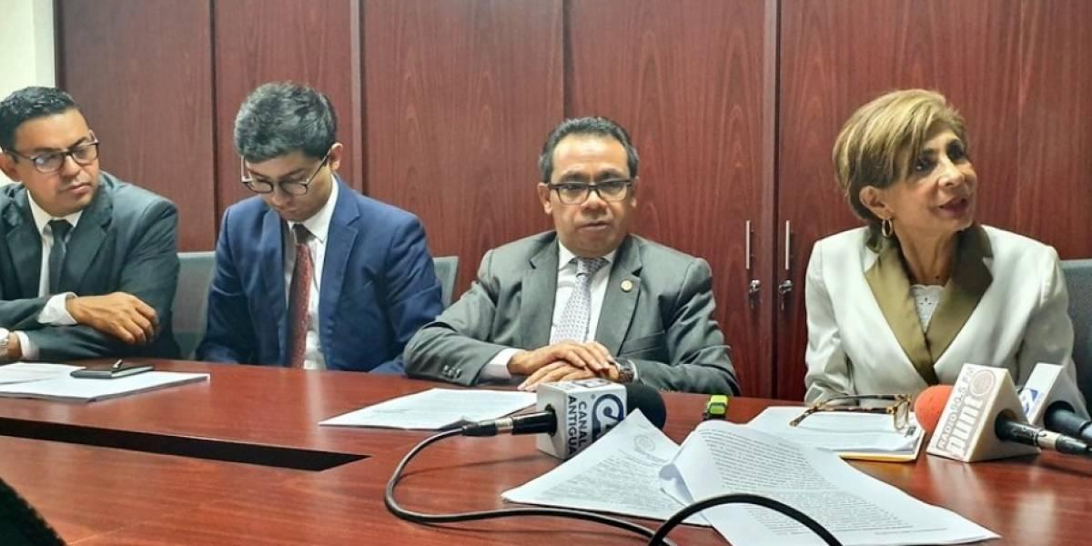 Encuentro por Guatemala denuncia a consejo del INDE por licitación de paneles