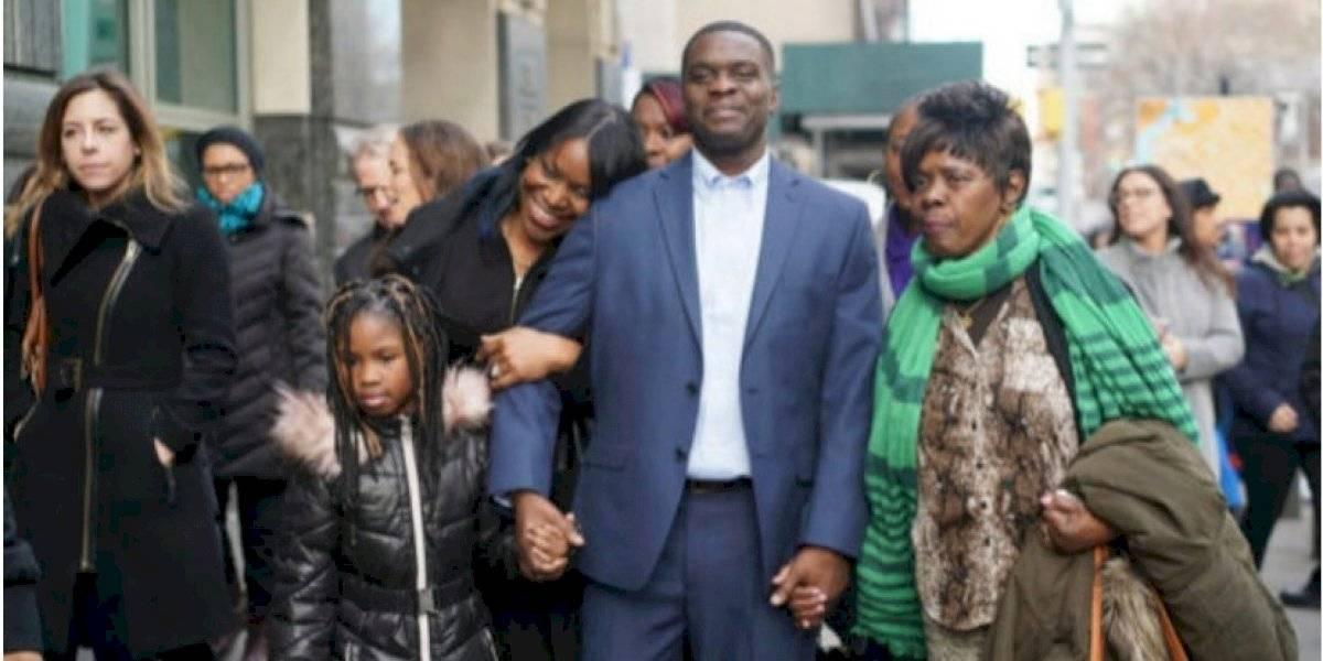 Hombre que pasó 30 años preso y era inocente recibirá 10 millones de dólares de indemnización